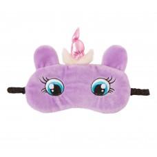 Animal Fluffy Plush Novelty Sleep Eye Mask